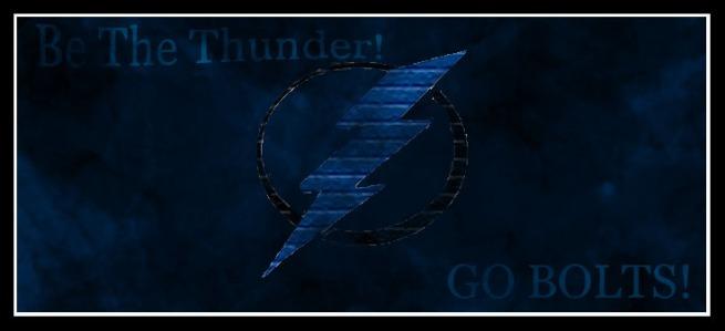 be the thunder
